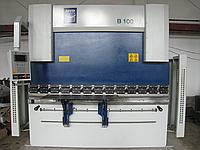 Гидравлический гибочный пресс станок MVD iBend A серия листогиб кромкогиб