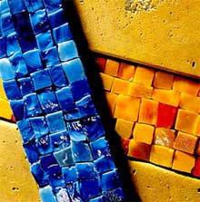 МОЗАЙКА (керамика, стекло)