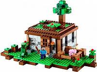 Конструкторы серии Minecraft
