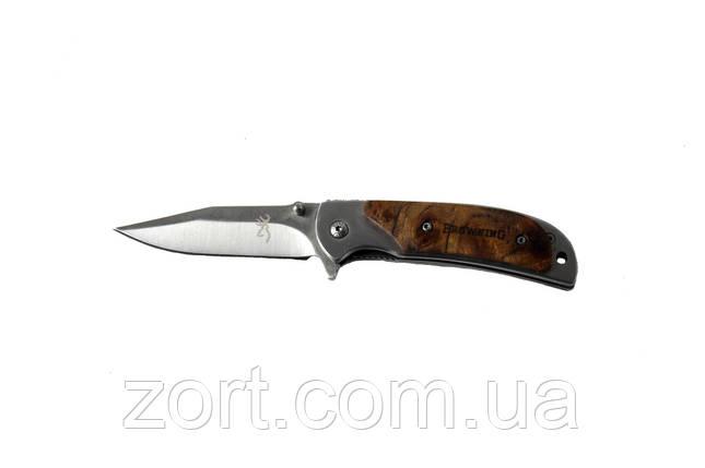 Нож складной механический Browning, фото 2