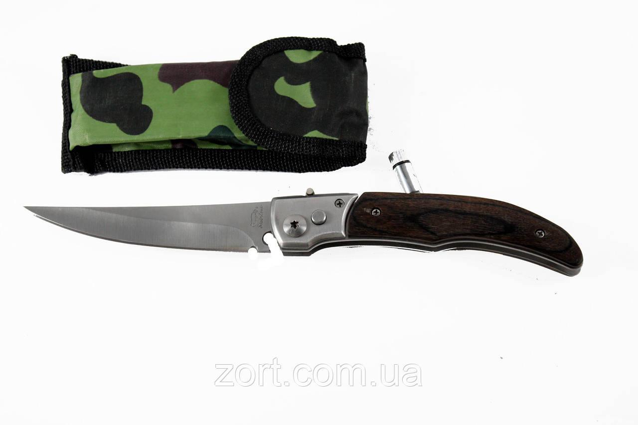 Нож складной автоматический 408АВ