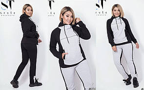 Повседневный костюм женский спортивного типа 42, 44, 46