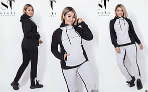 Повсякденний костюм жіночий спортивного типу 42, 44, 46