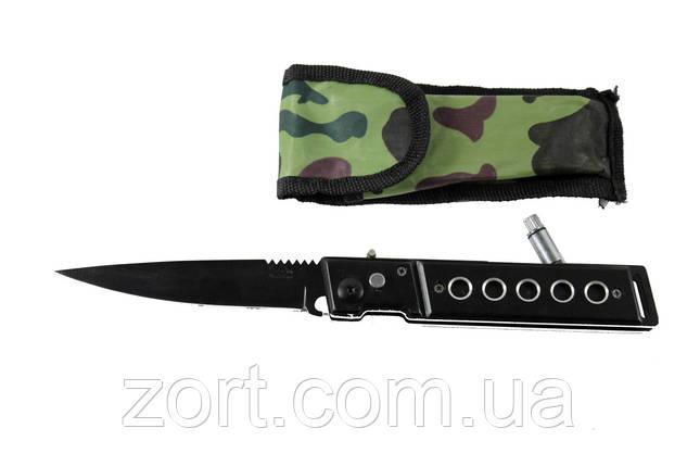 Нож складной автоматический 407АВ, фото 2