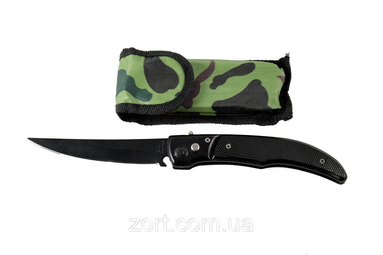 Нож складной автоматический А408