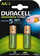 Аккумулятор ACCU Duracell TURBO 2500 mAh AA/06 HR06 R2U