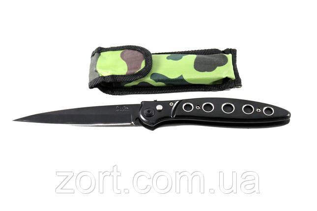 Нож складной автоматический А459, фото 2