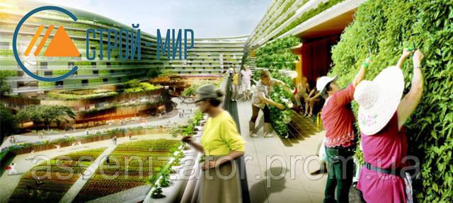 Уникальный жилой комплекс для престарелых строится в Сингапуре