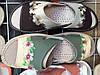 Женские тапочки оптом 37-40 коричневые