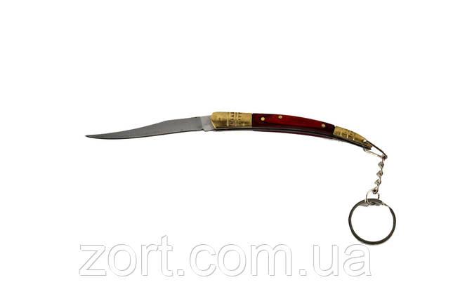 Нож складной механический hj205, фото 2