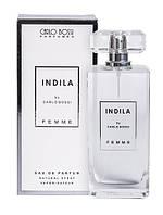 Парфюмерная вода для женщин Indila Femme (Carlo Bossi),100 мл