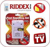 Отпугиватель Ридекс ультразвуковой Riddex от грызунов, мышей, крыс Ridex