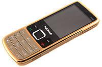 🔥✅ Мобильный телефон Nokia 6700 Gold Нокиа 2 Sim ( Качественная копия )
