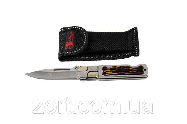 Нож складной механический Columbia, фото 2