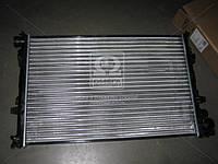 Радиатор вод.охлажд. (TP.15.61.875A) FIAT SCUDO/EXPERT 96-06 MT, A/C (пр-во TEMPEST)
