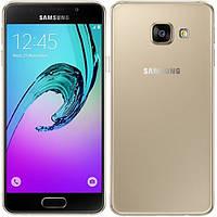 Противоударная защитная пленка на экран для Samsung A310F Galaxy A3 2016