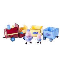 Набор Свинка Пеппа - Джордж, Деда и Поезд
