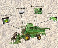 Системы мониторинга и картографирования урожайности Trimble