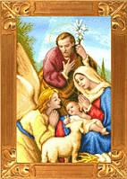 Схема для вышивки икона Рождество Христово