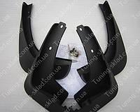 Брызговики Хендай IX35 (оригинальные брызговики на Hyundai IX35)