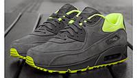 Nike Air Max 90 Premium Grey/Green
