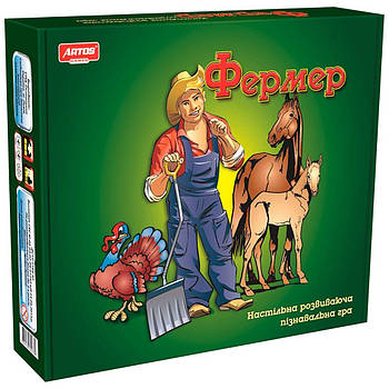 Настільна гра Фермер Artos games (20758)
