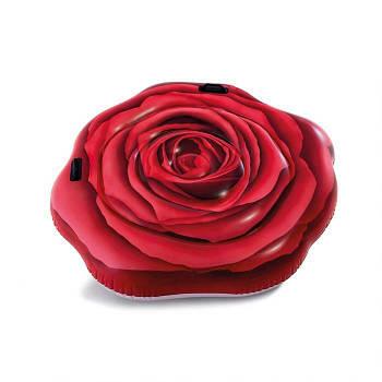 Надувний матрац Intex Роза (58783)