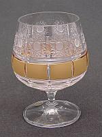 Набор бокалов для коньяка (250 мл/6шт.) BOHEMIA Цезарь 6053