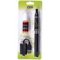 Электронная сигарета CE6 1100мАч Black