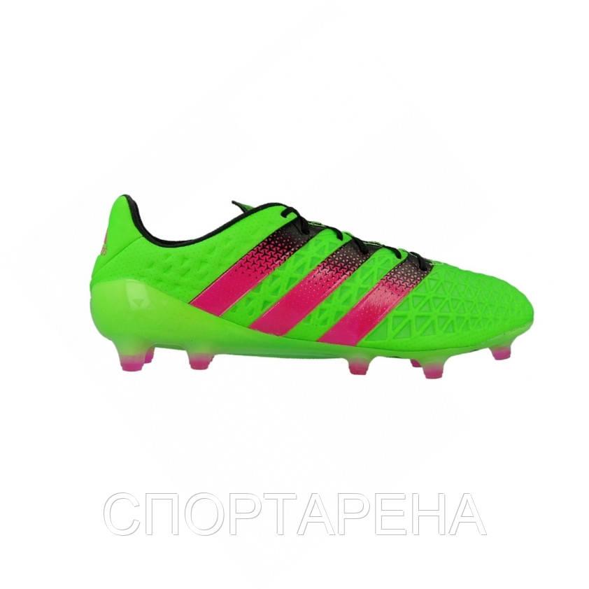 best sneakers ee8b5 4ef26 Профессиональные футбольные бутсы Adidas Ace 16.1 FG AF5083: продажа, цена  в Днепре. ...