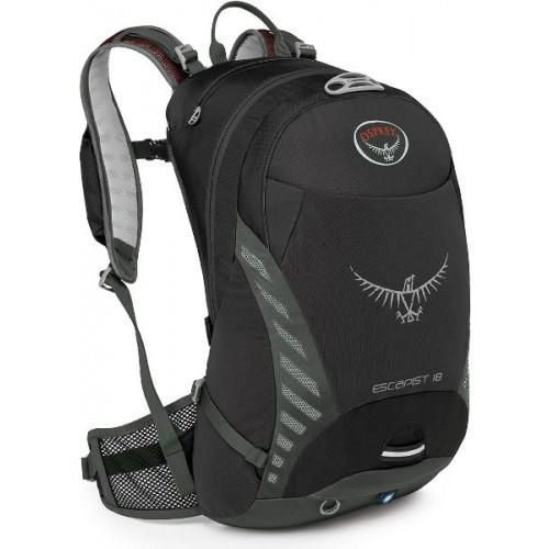 Рюкзак Osprey Escapist 18 Black (чорний) M/L