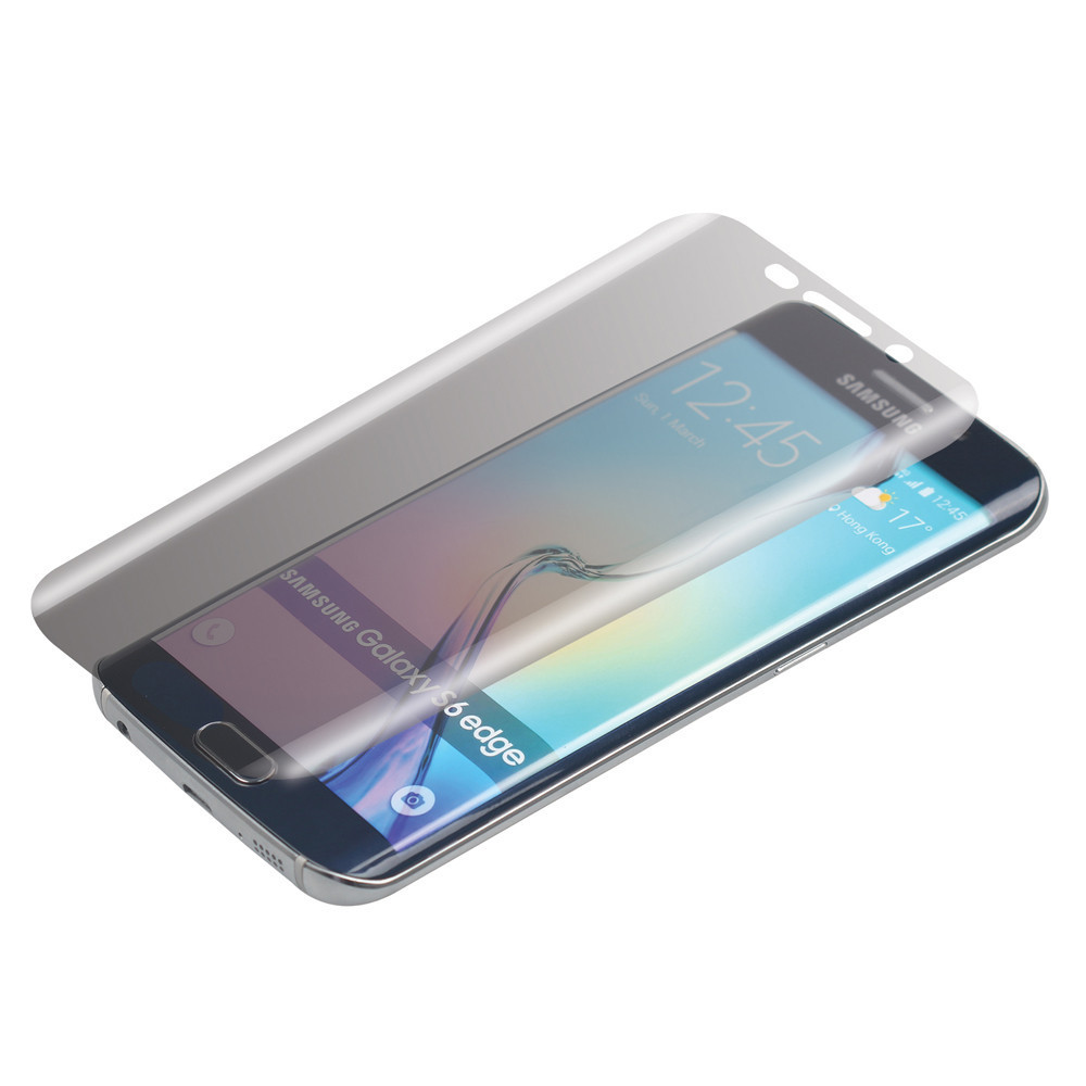 Защитная пленка Promate для Samsung Galaxy S6 Edg proShield.S6E Clear