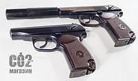 Обзор пневматических пистолетов МР 654 К (доработанные)