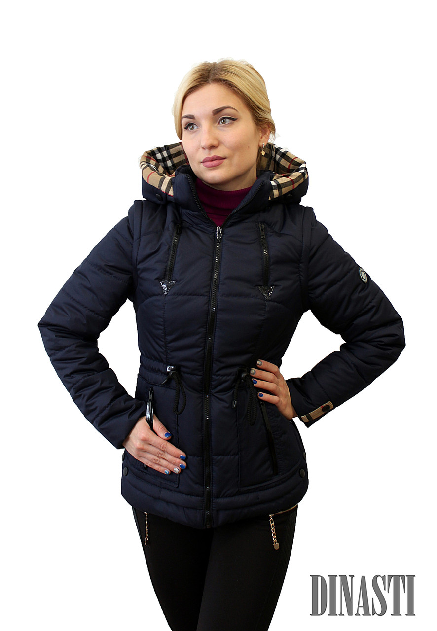 Весенняя женская куртка (Весна 2016)