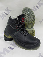 Ботинки кожаные утепленные мет.носок Strong, Латвия 38 р.