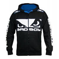 Мужская спортивная кофта BAD BOY WALK IN 2.0 BLACK/BLUE