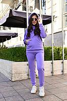 Теплий спортивний костюм лавандового кольору від YuLiYa Сһимасһепко