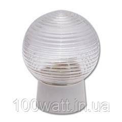 Светильник тамбурный НББ 20У-60-012 «Дельта» ,(НББ 64-60-057) основание прямое белое