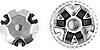 Вариатор передний Honda DIO AF27 EVO
