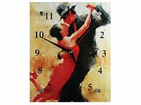 Часы настенные стильные Танго