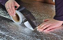 Скотч алюминиевый 50мм*40м, фото 2
