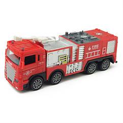 Машинка детская Спецтехника пожарная WDX 83025 (Пожарная автоцистерна)