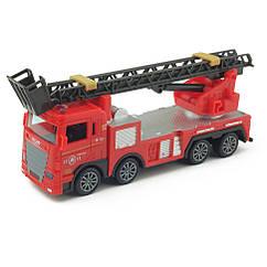 Машинка детская Спецтехника пожарная WDX 83025 (Пожарная лестница)