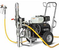 Окрасочно-шпатлевочный агрегат Wagner HeavyCoat 970 G (бензиновый)