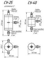 Сосуды конденсационные СК, СКМ, уравнительные СУ, СУМ, разделительные СР