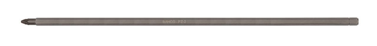 """Бита PZ 2, 1/4 """", Pozidriv, 300мм, Bahco, 8820L-2P, под битодержатель BE-8575, фото 2"""