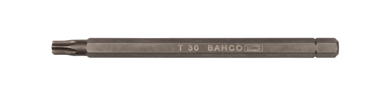 Бита  TORX, 100 мм, TR 10, Bahco, 8910-2P, под битодержатель BE-8575