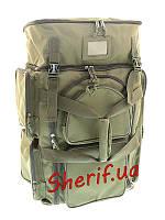 Рюкзак-сумка 60 литров двухсекционный  РРС-1