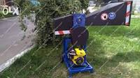 Веткоруб ВТР-70 с бензиновым двигателем 6.5 л.с.