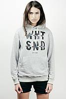 Худи White Sand Wht Snd Grey, фото 1